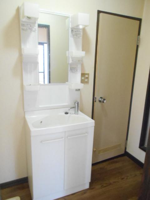 スカイハイツ古川 203号室の洗面所