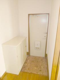 コーポ秋山2 202号室のセキュリティ