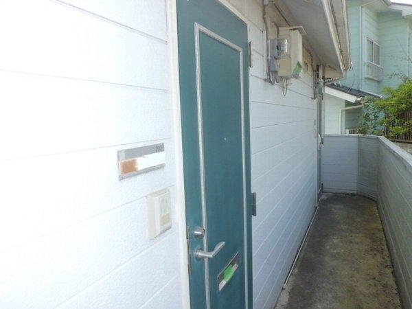 リレイション杉田Ⅱ 202号室のセキュリティ