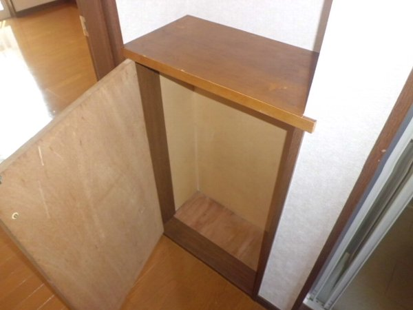 リレイション杉田Ⅱ 202号室の収納