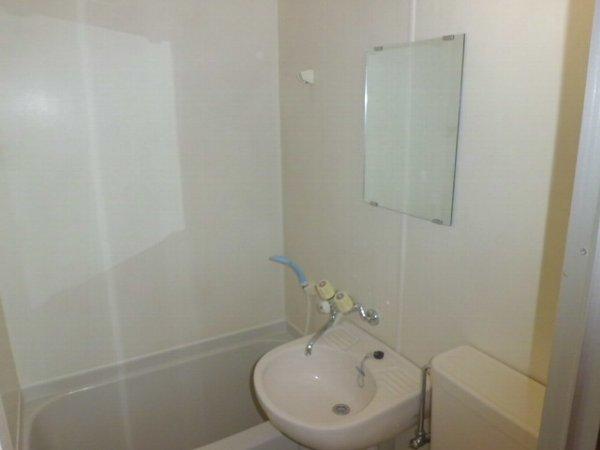 リレイション杉田Ⅱ 202号室の洗面所