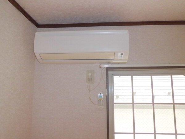 リレイション杉田Ⅱ 202号室の設備
