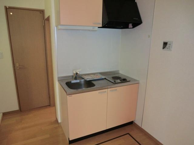 K'Sコート 101号室のキッチン