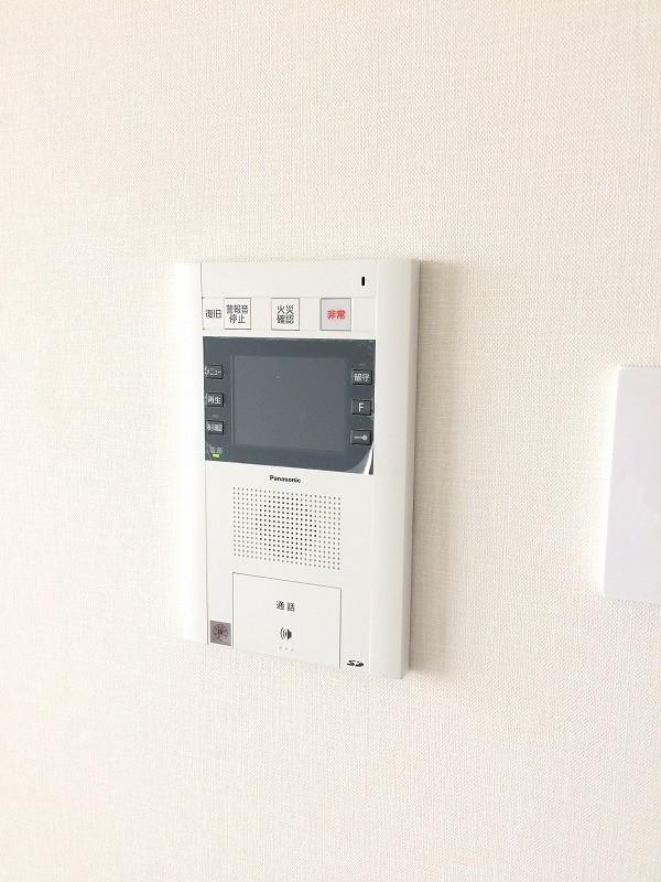 シティタワー武蔵小杉 5210号室のセキュリティ