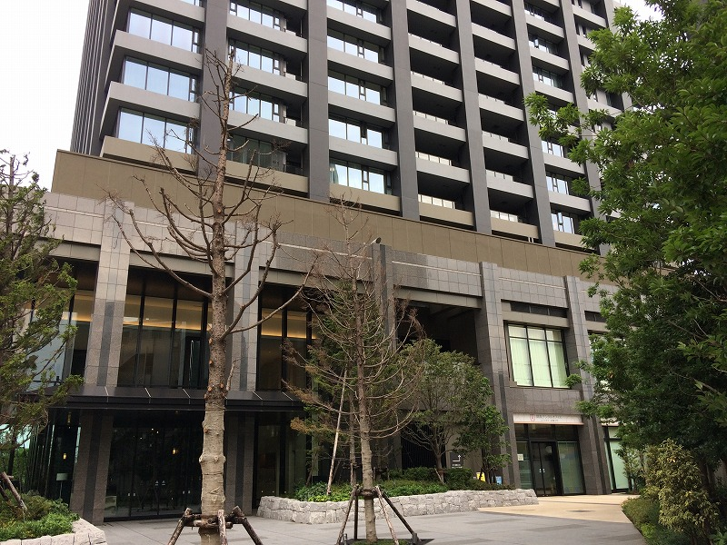 シティタワー武蔵小杉 5210号室の外観2