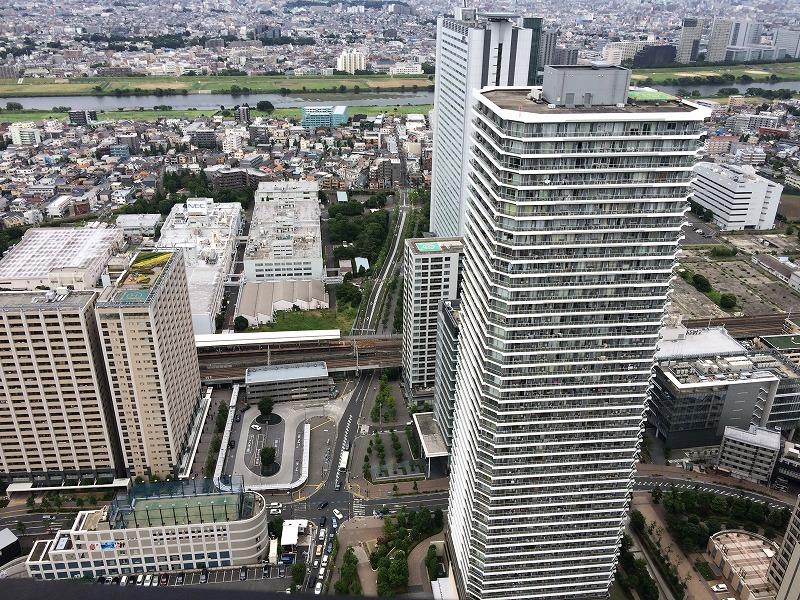 シティタワー武蔵小杉 5210号室の眺望