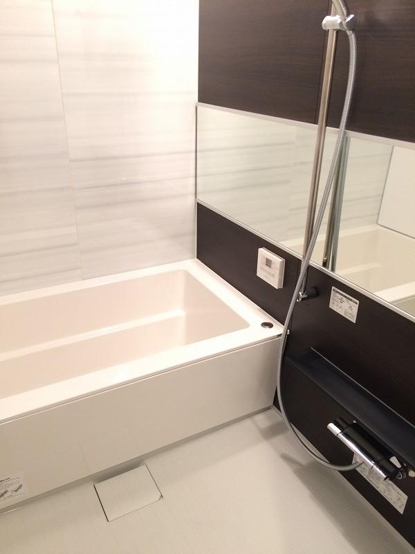 シティタワー武蔵小杉 5210号室の風呂