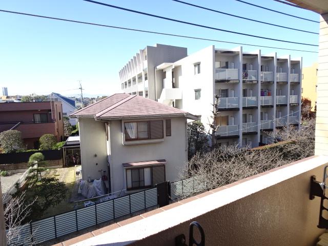 メゾンドール 303号室の眺望