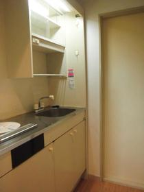 コーポイング 202 202号室のキッチン