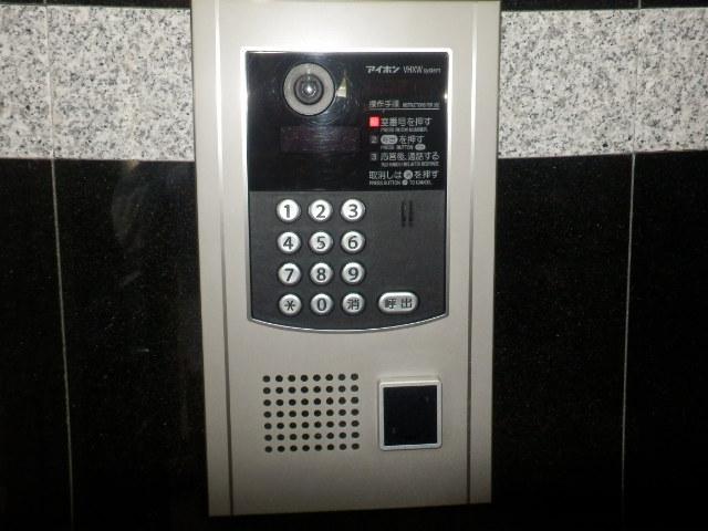 プレミアムコート都立大学 505号室のセキュリティ