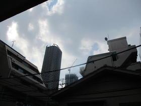 ユースフル武蔵小杉 203号室の景色
