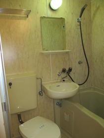 ユースフル武蔵小杉 203号室の風呂