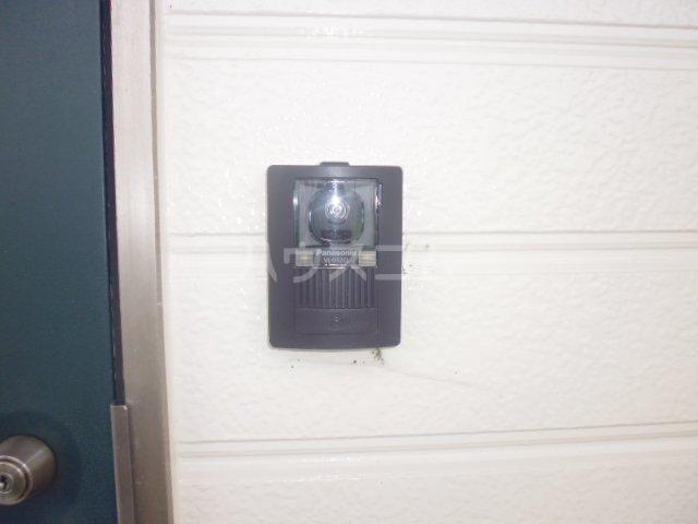 サンリバー川越2 107号室のセキュリティ
