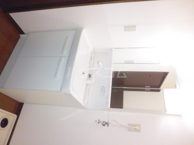 サンリバー川越2 107号室の洗面所