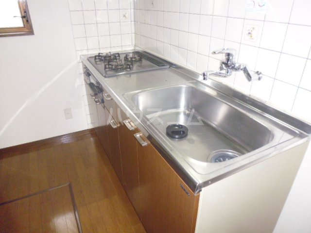 サンリバー川越2 107号室のキッチン