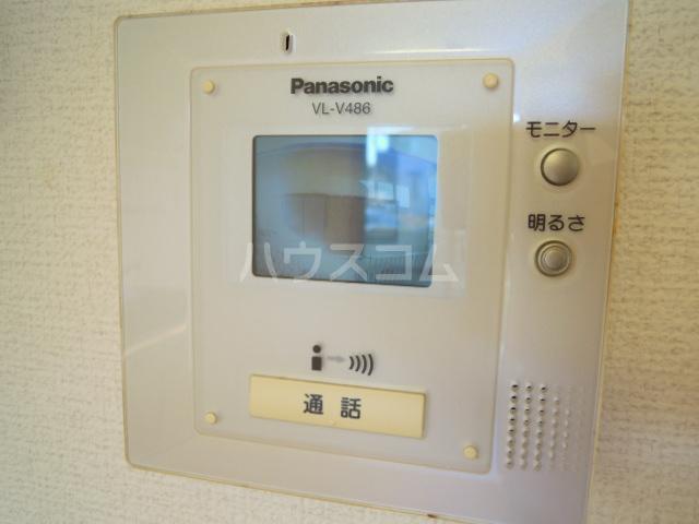 ソレイユ・メゾンB 101号室のセキュリティ