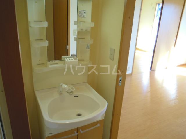 ソレイユ・メゾンB 101号室の洗面所