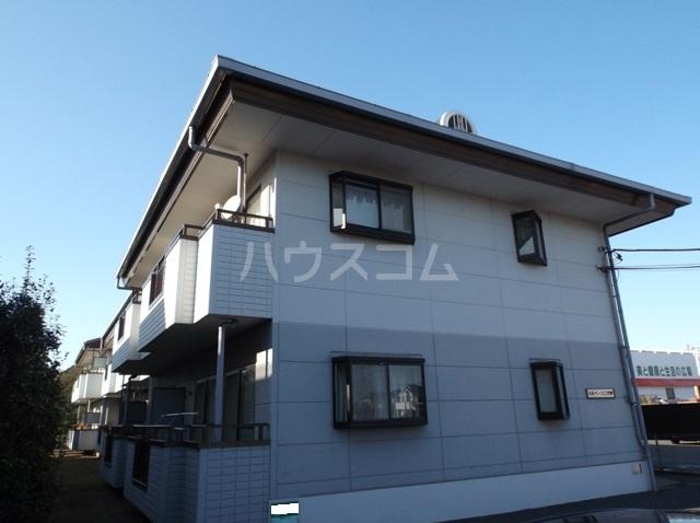 メルベーユ三芳野 203号室のバルコニー