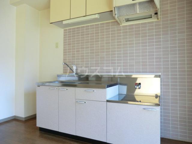 グレース・トーエイ 402号室のキッチン
