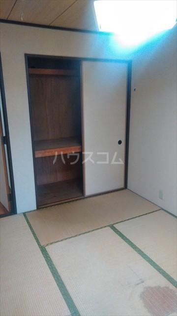 ハミング塚越 103号室の居室