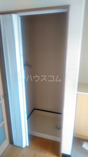 オフコーポ日暮Ⅱ 203号室の洗面所