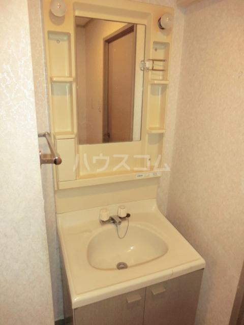 ヴァンベール中井川 301号室の洗面所