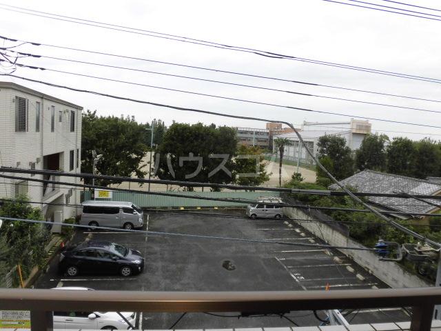 ラポール高砂 301号室の景色