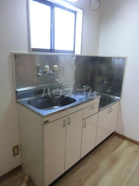 エスポワール常盤 201号室のキッチン