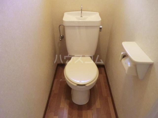 エスポワール常盤 201号室のトイレ