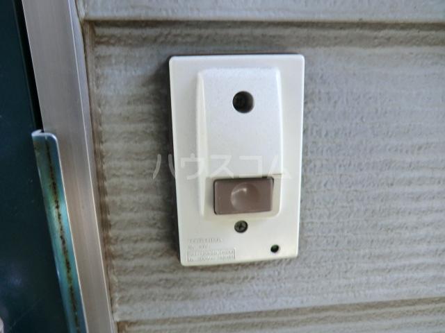 エスポワール常盤 201号室のセキュリティ