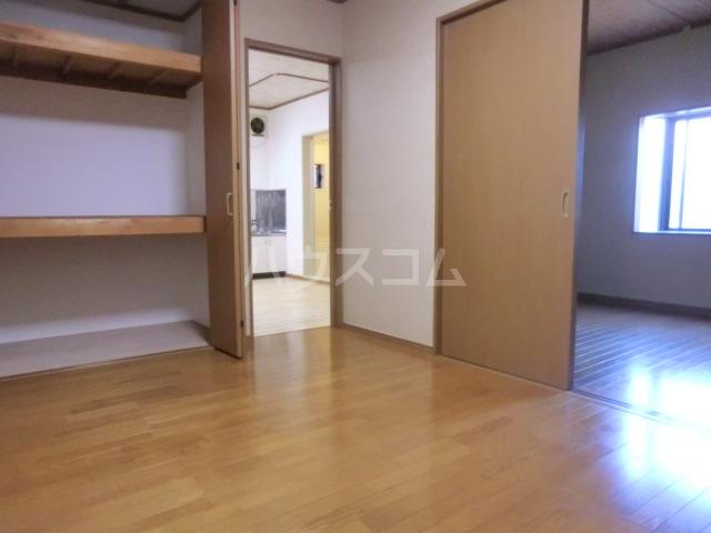 エスポワール常盤 201号室の居室