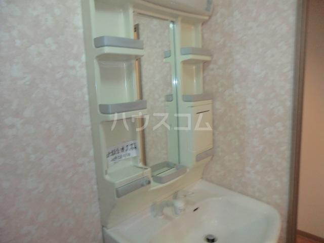 新田第9ビル 202号室の洗面所