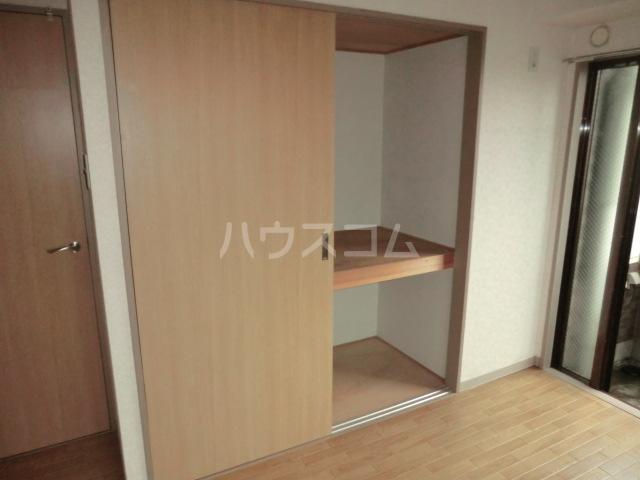 新田第9ビル 202号室の収納