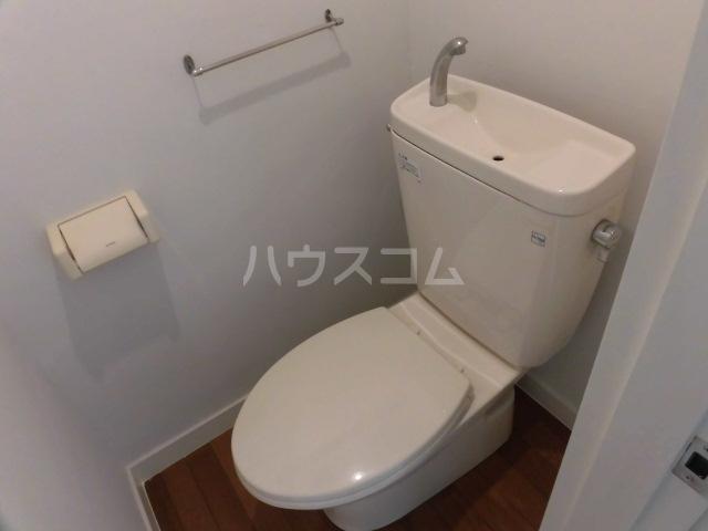 コーポ浜田 205号室のトイレ