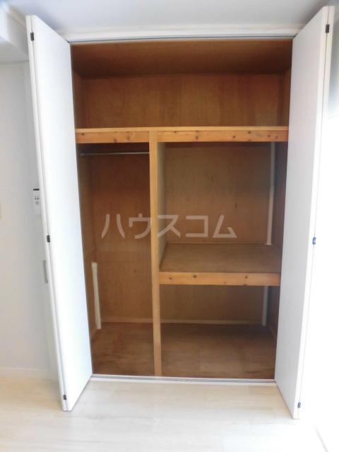 コーポ浜田 205号室の収納