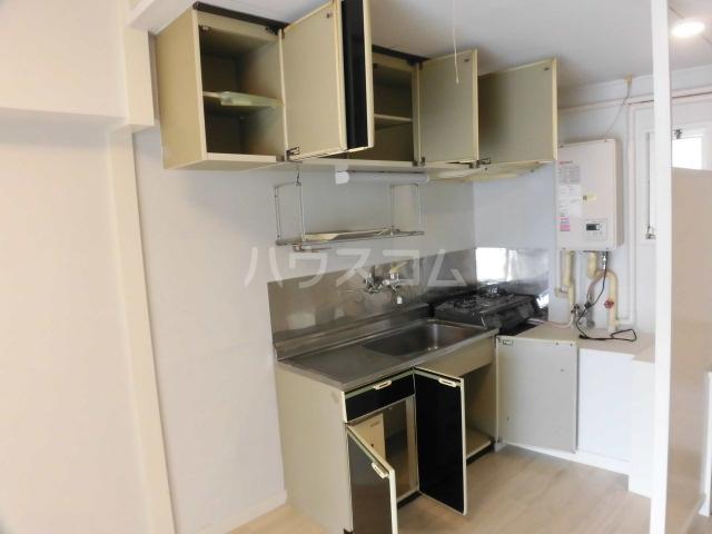 コーポ浜田 205号室のキッチン