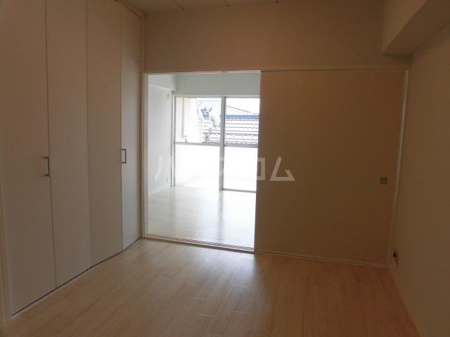 コーポ浜田 205号室のベッドルーム