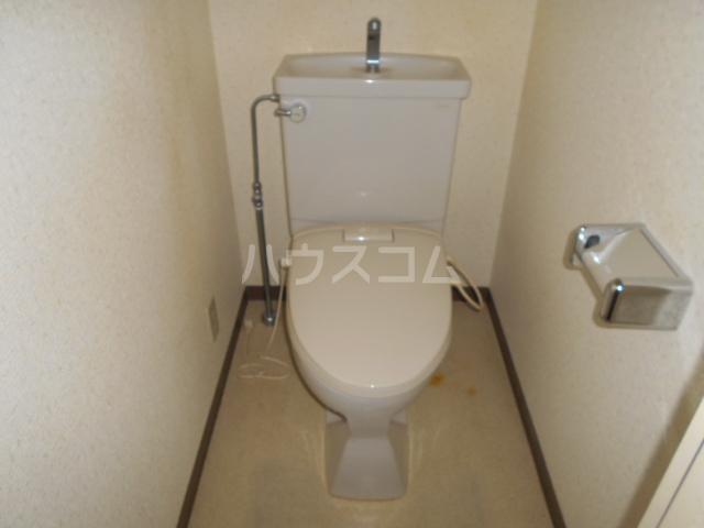 第3武笠ビル 202号室のトイレ