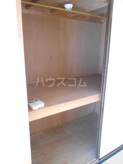 第3武笠ビル 202号室の収納