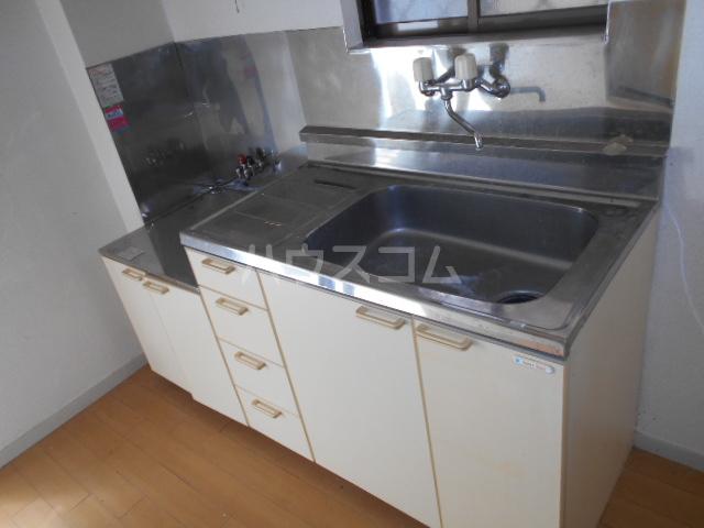 サマックスTH 101号室のキッチン