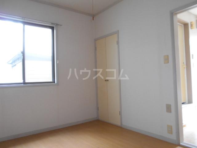 サマックスTH 201号室の居室