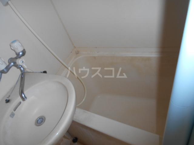 サマックスTH 201号室の風呂