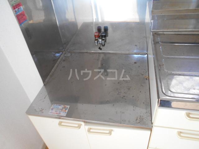 サマックスTH 201号室のキッチン