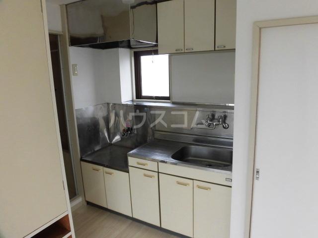 サンハイツ 201号室のキッチン