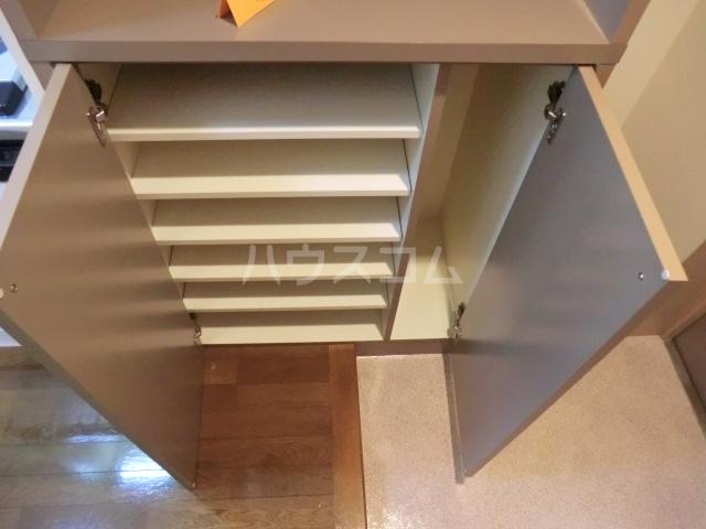 ロイヤルハイツ常盤 301号室の収納