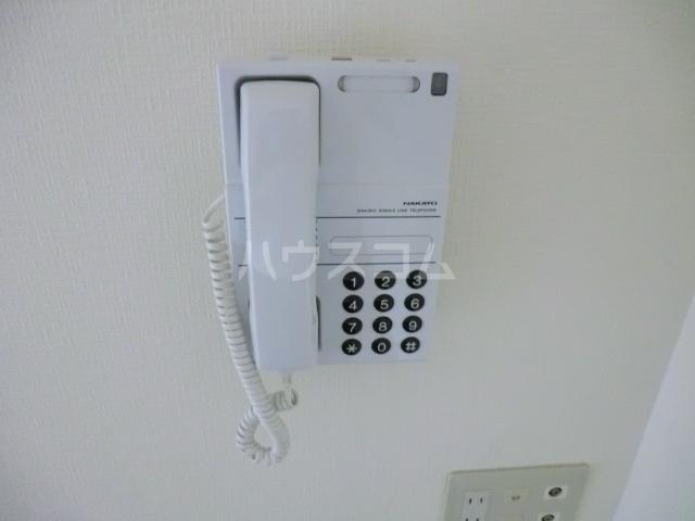ロイヤルハイツ常盤 301号室のセキュリティ