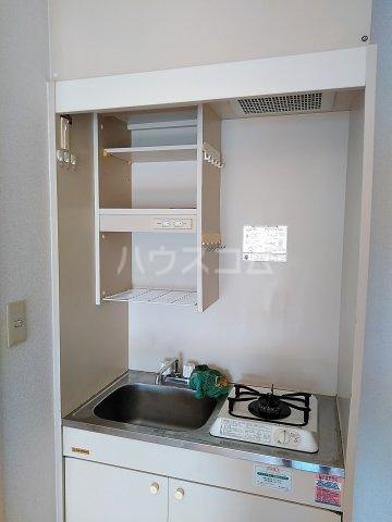 ベルーフ常盤ハイツ 301号室の洗面所