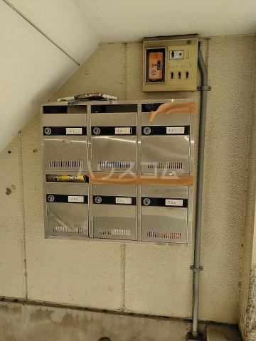 ベルーフ常盤ハイツ 301号室の玄関