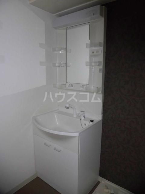 カーザ・ディ・ルーチェ 202号室の洗面所