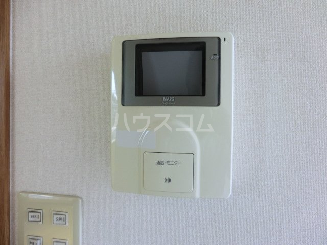 KKハイツ 202号室のセキュリティ